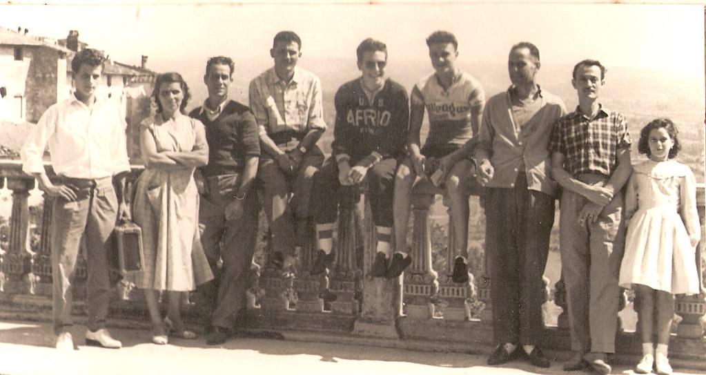 5) 1955 Paoli e fam.Sbrana
