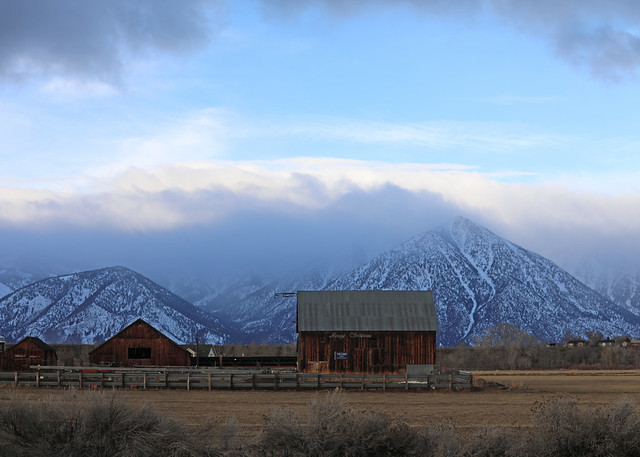 Photo:Owens Valley By Gunn Shots !
