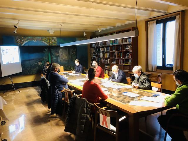 Reunión Comisión Permanente Observatorio de la Soledad