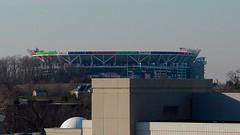 FedEx Field from Largo Town Center garage