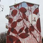 Roma, Terme Gordiane, street art 1 - https://www.flickr.com/people/8024791@N08/