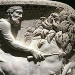 Sarkophag - Sarkophagus -  sarcofago - Detail - https://www.flickr.com/people/44884174@N08/