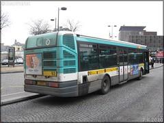 Renault Agora S – RATP (Régie Autonome des Transports Parisiens) / STIF (Syndicat des Transports d'Île-de-France) n°2884