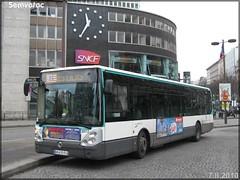Irisbus Citélis Line – RATP (Régie Autonome des Transports Parisiens) / STIF (Syndicat des Transports d'Île-de-France) n°3503