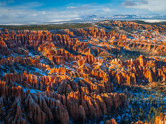 Bryce Point Bryce Canyon National Park Winter Fuji GFX100 Utah Fine Art Landscape Photography! Elliot McGucken Fine Art American West Landscape Nature Photography! Master Medium Format Fine Art Photographer! Fujifilm GFX 100 & Fujifilm FUJINON GF Lens