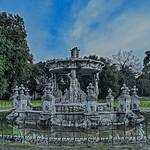 Villa Doria Pamphilj: Fontana del Putto - Villa Doria Pamphilj: Fountain of the Putto - Villa Doria Pamphilj: Fontaine du putto - https://www.flickr.com/people/68701893@N06/
