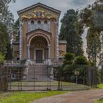 Villa Doria Pamphilj: La Cappella Gotica - Villa Doria Pamphilj: The Gothic Chapel - Villa Doria Pamphilj: la chapelle gothique - https://www.flickr.com/people/68701893@N06/