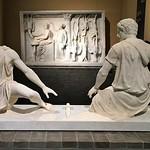 Zwei antike Krieger und ein Grabrelief - Two antique warriors and a tomb relief - Due antichi guerrieri e un rilievo sepolcrale - https://www.flickr.com/people/44884174@N08/
