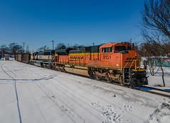 BNSF 9151 (SD70ACe) NS Train:732 Memphis, Tennessee