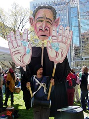 A16 World Bank protest, April 16, 2005