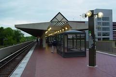 College Park-University of Maryland station