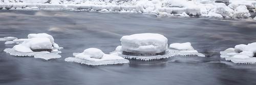 Talvinen joki, IKs Kuukausi kilpailu