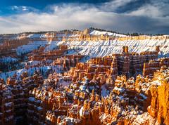 Bryce Canyon National Park Winter Snow Hoodoos Fuji GFX100 Utah Fine Art Landscape Photography! Elliot McGucken Fine Art American West Landscape Nature Photography! Master Medium Format Fine Art Photographer! Fujifilm GFX 100 & Fujifilm FUJINON GF Lens