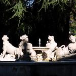 Villa Sciarra; Fontana dei Vizi - https://www.flickr.com/people/82911286@N03/