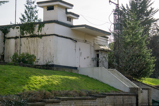 Photo:Maidstone ROYAL OBSERVER CORPS,Group HQ 57 London Road, Maidstone. By John K Thorne