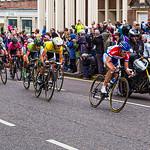Women's cycle race 4th Leg May 2014 Martin Burrage by Martin Burrage