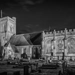 Lemsford Church by Steve Baldwin