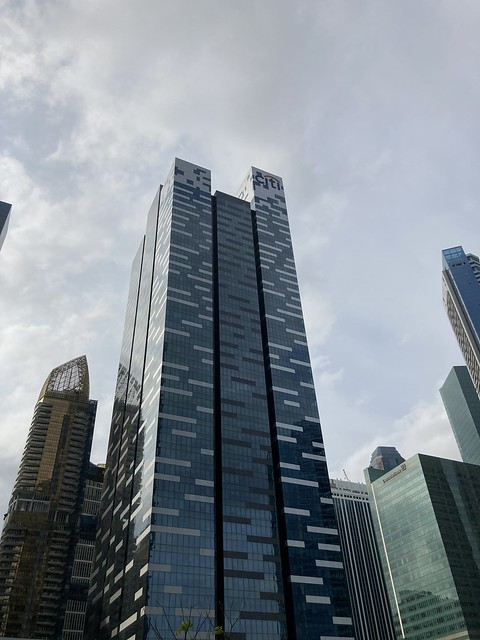 Citibank (Citi) Group Building Singapore Vertical
