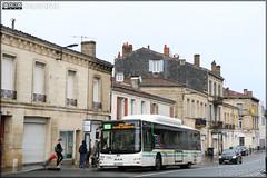 Man Lion's City CNG – Keolis Bordeaux Métropole / TBM (Transports Bordeaux Métropole) n°1601
