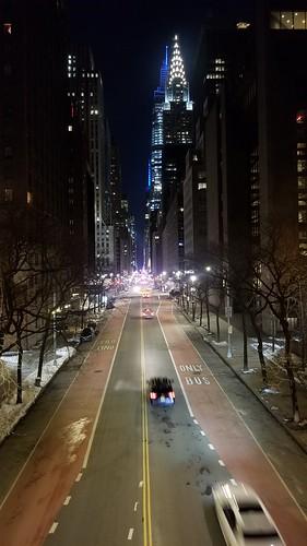 42nd Street. Chrysler Building Tudor City. Theresa Ryan