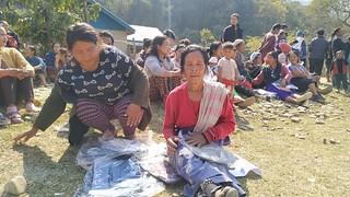 Visit & Relief @ N. Songlung Village