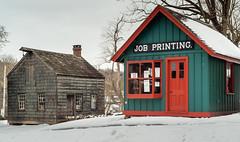 Job Printing