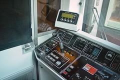 WMATA 5000-Series operator's console