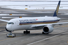 9V-SGD | Airbus A350-941(ULR) | Singapore Airlines