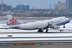 B-18707 | Boeing 747-409F | China Airlines Cargo
