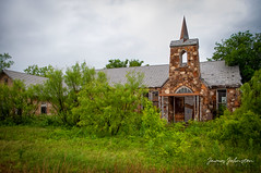 abandoned Church in Knox County