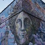 Murale angolare a Tor Pignattara - https://www.flickr.com/people/188668181@N08/