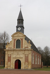 la Chapelle de la citadelle