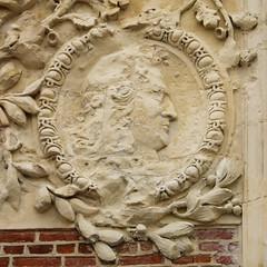 la Chapelle de la Citadelle, détail