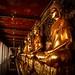 Buddha images at Wat Suthat