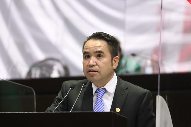 23/02/2021 Tribuna Diputado Heriberto Aguilar Castillo