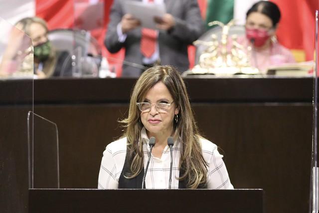 14/12/2020 Tribuna Diputada Lorena Villavicencio Ayala