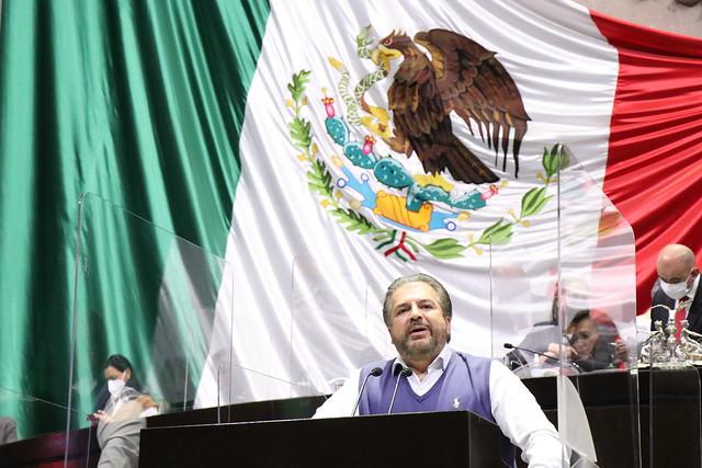 23/02/2021 Tribuna Diputado Evaristo Lenin Pérez Rivera