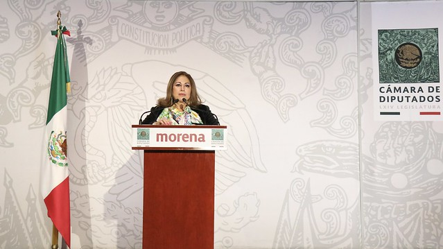 24/02/2021 Conferencia De Prensa Diputada Carmen Palma