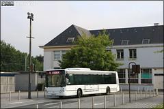 Irisbus Citélis 12 – Autocars Delcourt / Tusa (Transports Urbains Saint-Lô Agglo) ex Disneyland Paris n°31