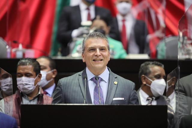 23/02/2021 Tribuna Dip. Manuel Rodríguez González