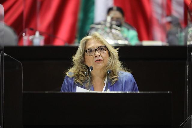 23/02/2021 Tribuna Dip. María de los Ángeles Huerta del Río