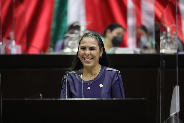 23/02/2021 Tribuna Dip. Mirtha Iliana Villalbazo Amaya