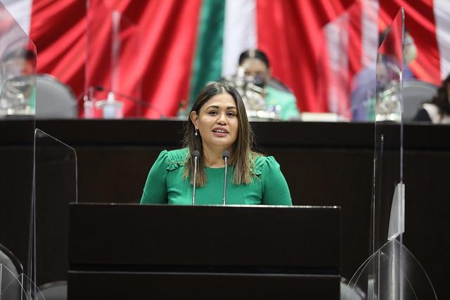 23/02/2021 Tribuna Dip. Raquel Bonilla Herrera