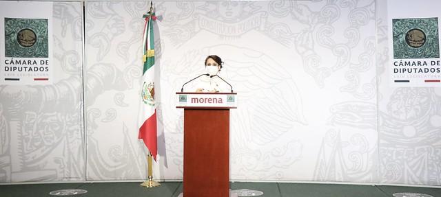 15/12/2020 Conferencia De Prensa Diputada Dolores Padierna Luna