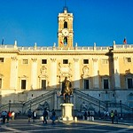 Senatorial Palace Rome - https://www.flickr.com/people/12190041@N02/