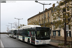 Man Lion's City CNG – Keolis Bordeaux Métropole / TBM (Transports Bordeaux Métropole) n°1520 & Man Lion's City CNG – Keolis Bordeaux Métropole / TBM (Transports Bordeaux Métropole) n°1710