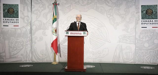 15/12/2021 Conferencia De Prensa Diputado Ismael Moreno Gil