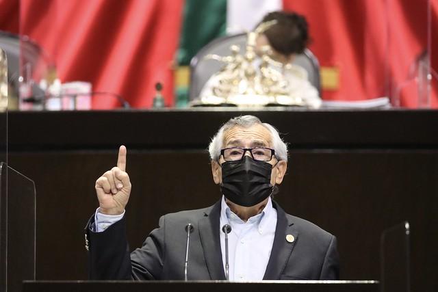15/12/2020 Tribuna Diputado Raúl Bonifaz Moedano