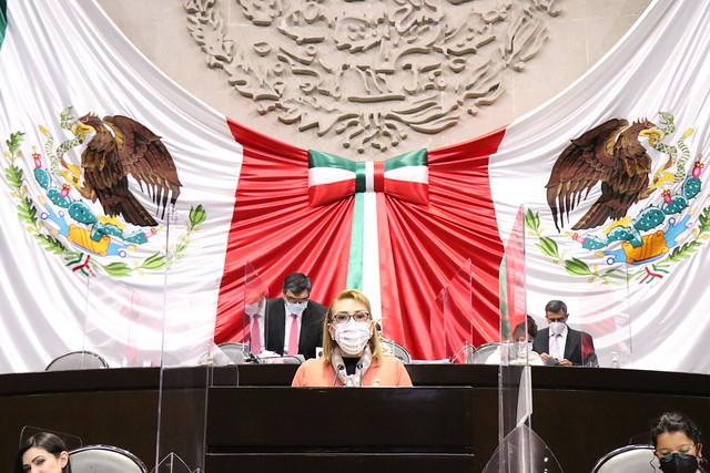 15/12/2020 Tribuna Diputada Lucia Flores Olivo