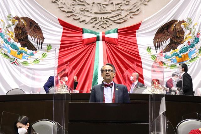 15/12/2020 Tribuna Diputado Javier Hidalgo Ponce